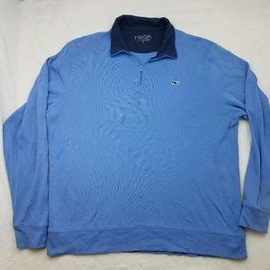 Vineyard Vines Blue Pullover Long Sleeve Large